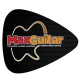 Maxguitarstore.com screenshot